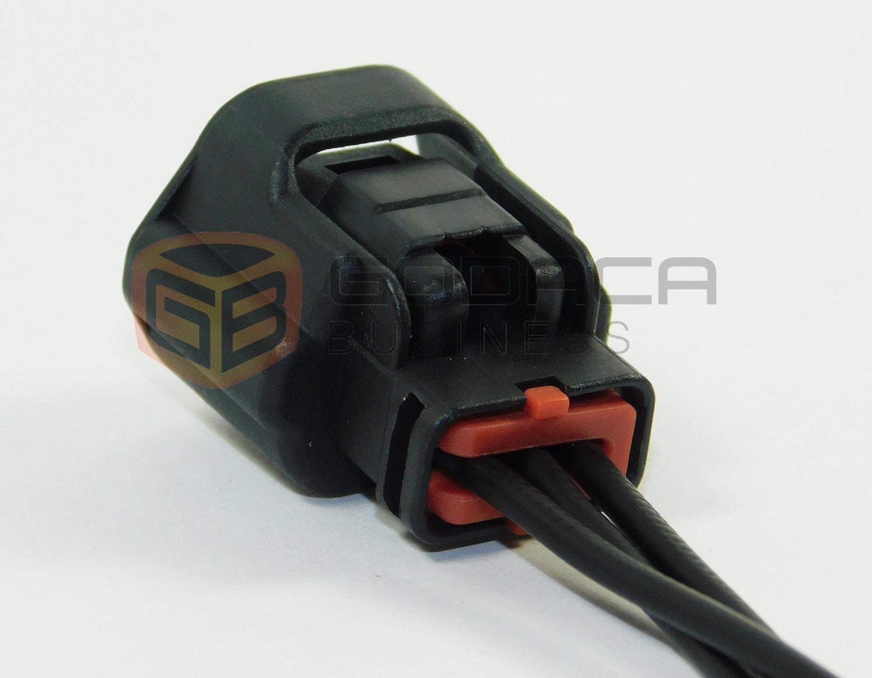 Amazon.com: Connector Mazda Camshaft Position Sensor Harness GEO Suzuki Kia 91173944 CPS: Automotive