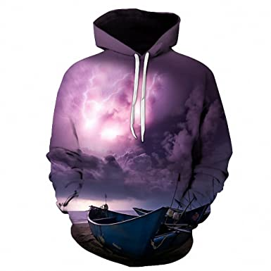 NEW Fashion 3d Hoodies Men Sudadera Hombre Casual Autumn Winter 3D Hoodie Sweatshirt at Amazon Mens Clothing store: