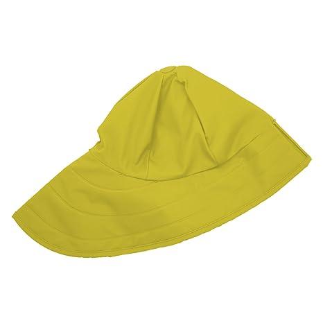 d0d40a41f03 Amazon.com  Dutch Harbor Gear HD229-YEL-XL Yellow XL Quinault Rain Hat   Sports   Outdoors