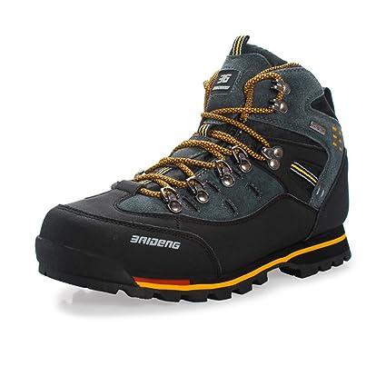BUSL Scarpe da ginnastica da uomo scarpe da escursione casual impermeabili  all aperto scarpe da 2f973b3bf2b