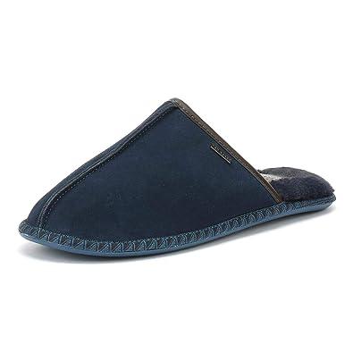 812a2e84d1546 Ted Baker Men's Parick Open Back Slippers: Amazon.co.uk: Shoes & Bags