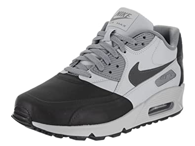 54e5356589f9 NIKE Mens Air Max 90 Premium SE Running Shoe