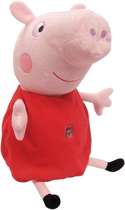 Peppa Pig - Peluche Interactivo con Tablet (Voz en castellano ...