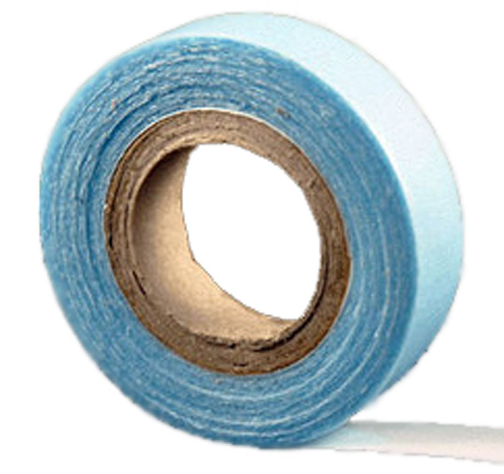Blue double sided salon tape extra strong for diy skin weft hair blue double sided salon tape extra strong for diy skin weft hair extensions 3 month hold amazon kitchen home pmusecretfo Gallery