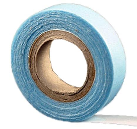 cinta de peluquería Azul de doble cara–extra fuerte
