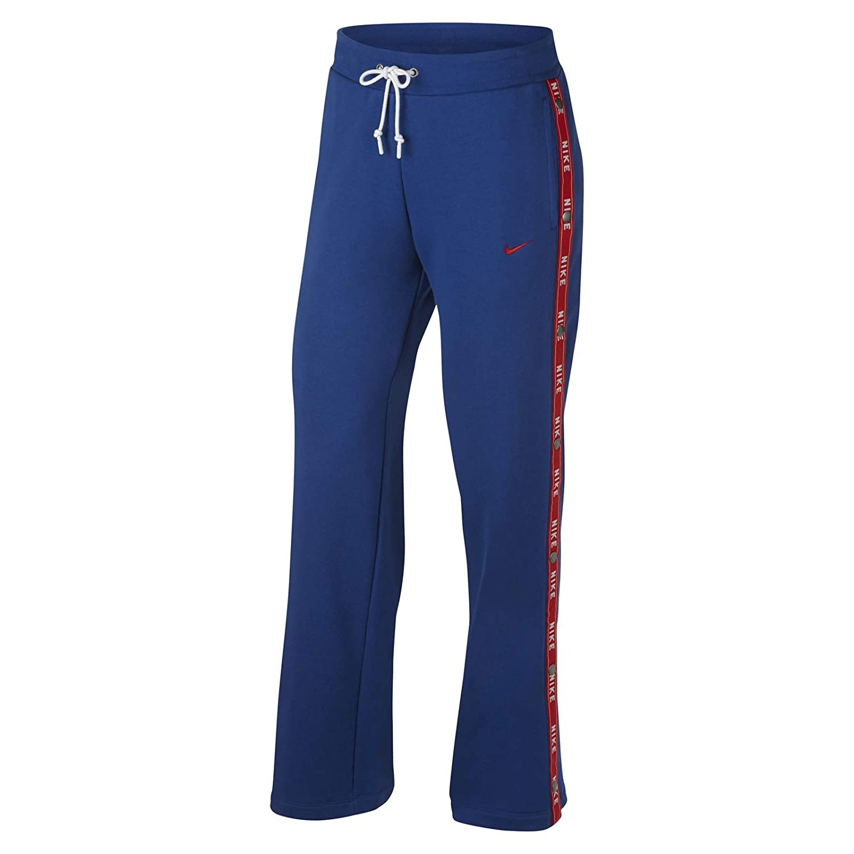 Nike Sportswear Pant Logo Tape Popper Pantaloni Donna