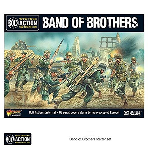 Bolt Action Band of Brothers WWII Wargames Starter Set from WarLord