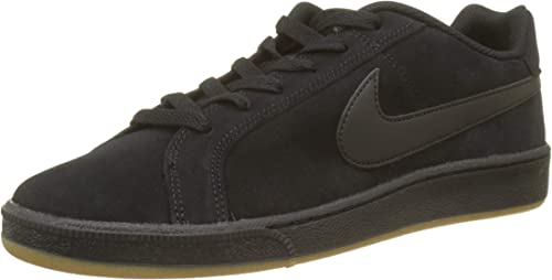 nike court royale suede nere