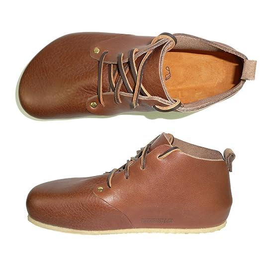Birkenstock Maine - Zapatillas de Piel Para Mujer, Color, Talla 42 R EU