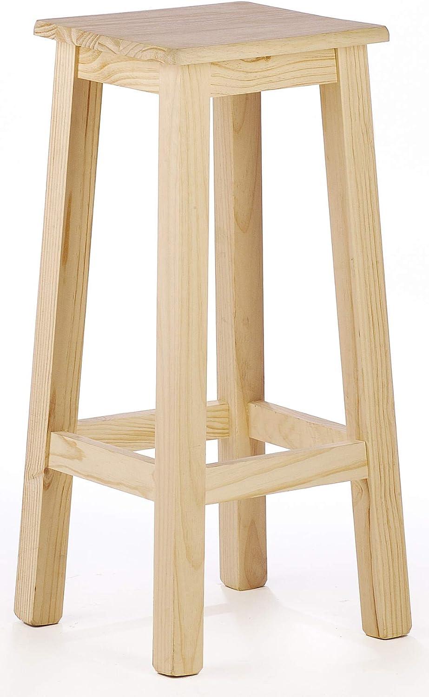 taburete madera barato