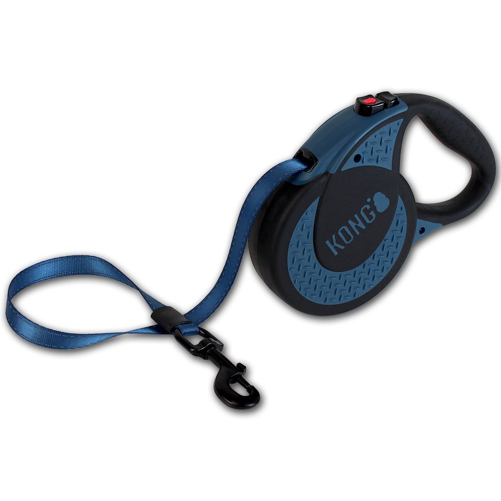 5m Tape Extra Large Grey KONG Ultimate Retractable Dog Leash