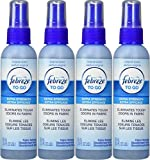 Febreze To-Go Fabric Refresher 2.8 oz, 4 Pack