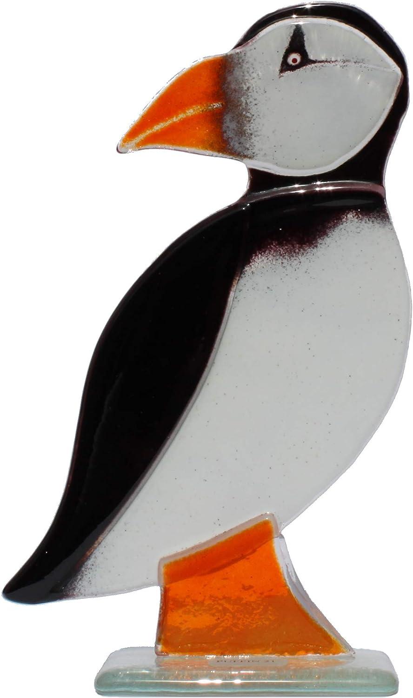 Vidrio fundido pingüinos y colección micover en un Pip el frailecillo diseño: Amazon.es: Hogar