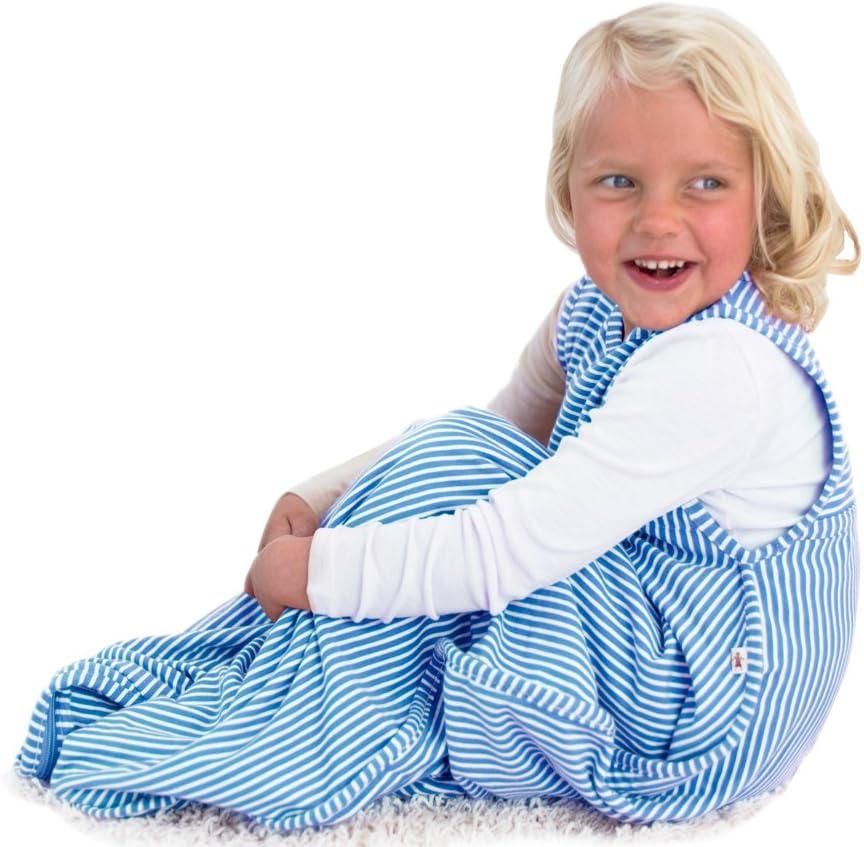 Merino Kids Saco de Dormir para Niños de 2-4 Años, Banbury
