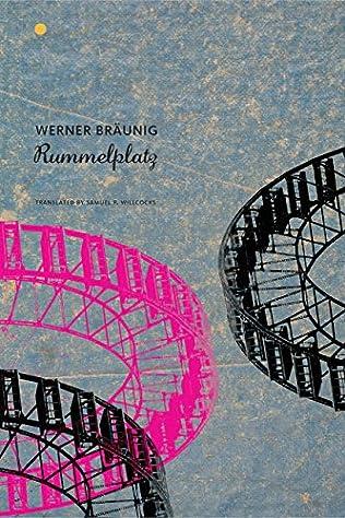 book cover of Rummelplatz