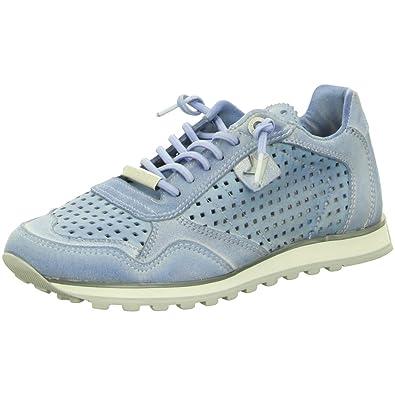 Cetti Blau Damen 232098 Sky Schnürschuh Sneaker C848 9HEDIW2