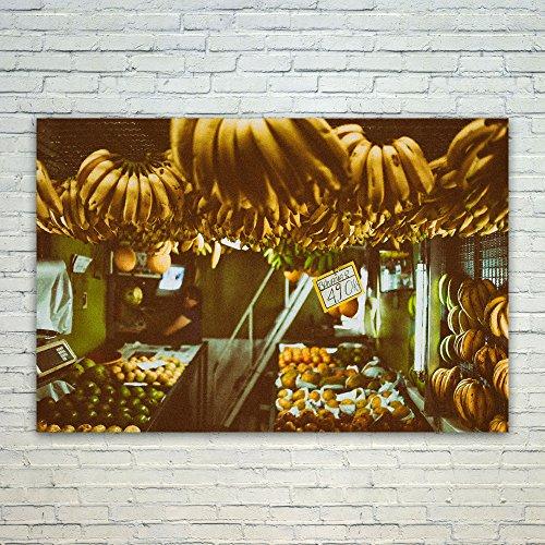 Westlake Art Poster Print Wall Art - Yellow Ecuador - Modern