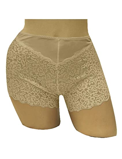 3e6d5c8461 Carol Wior Lace Shaping Panty 2-Pack A13760 at Amazon Women s Clothing  store