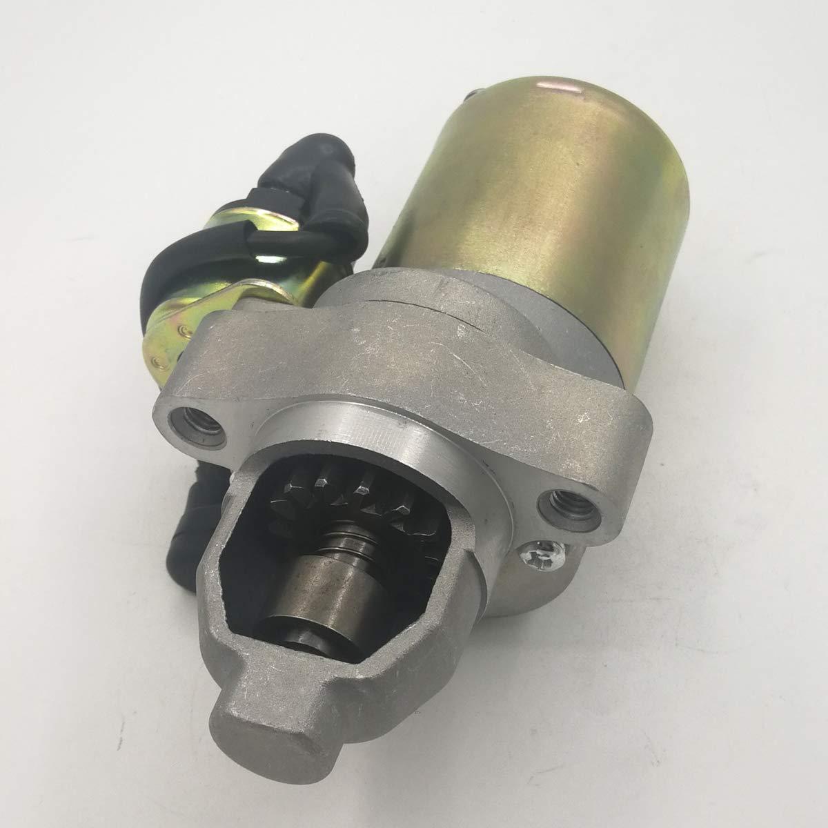 Cancanle Starter Motor for Honda GX270 GX240 8.5HP 7.9HP Engine 31200-ZH9-013