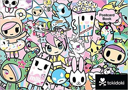 Tokidoki Postcard Book (0499992271879): Tokidoki: Books - Amazon.com