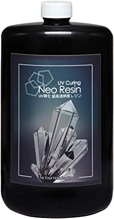 SK本舗大容量UV-LEDレジン液NeoResinネオレジン(250g)_SK250N