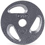 Cap Barbell Standard 1-Inch Grip Plate, Single
