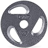 CAP Barbell 2.5 Lb Standard 1″ Grip Plate Review