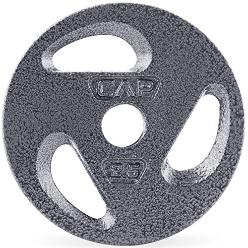 Barbell Standard 1 Inch Plate Single