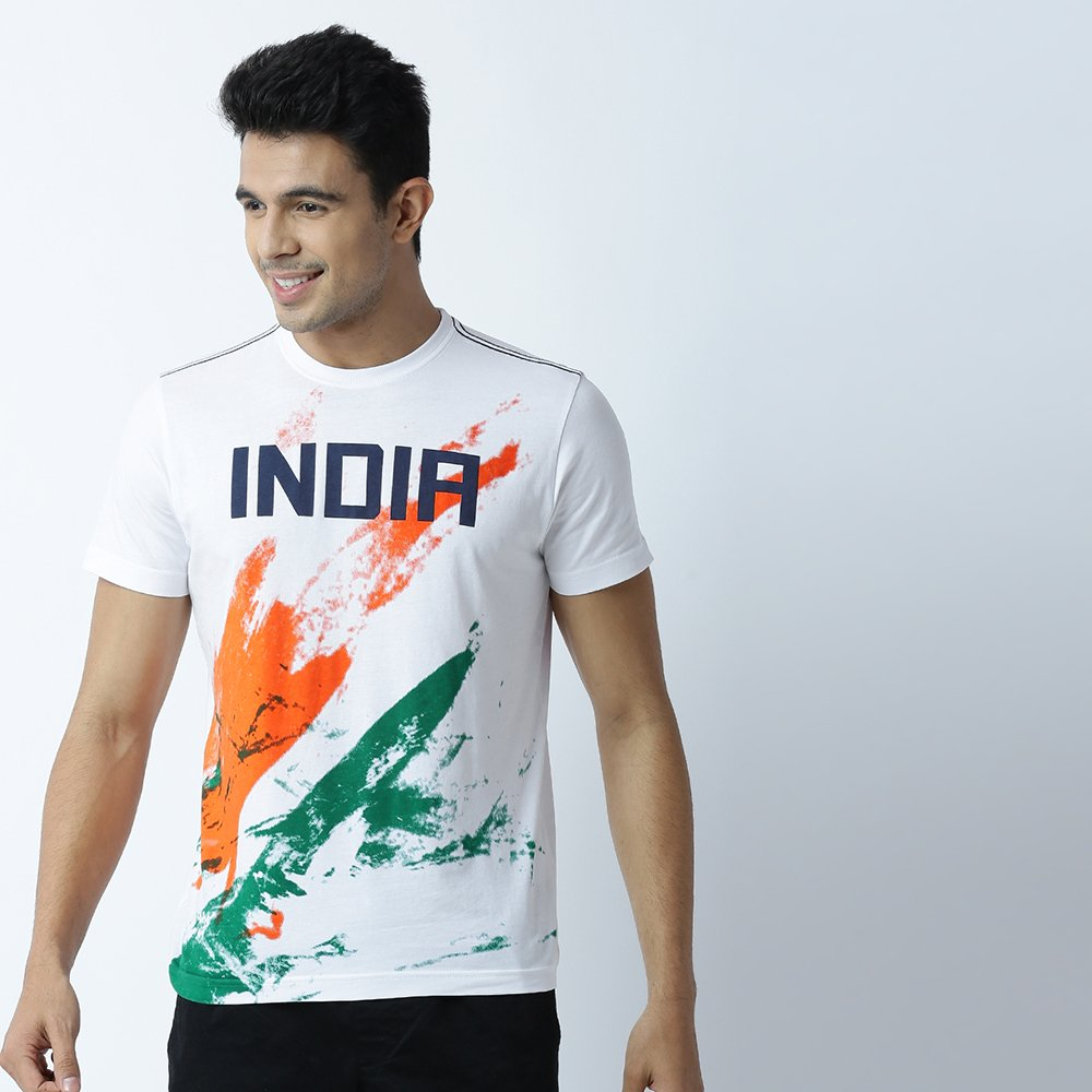 Independence Day Special Cotton T-Shirt For Men's 2021