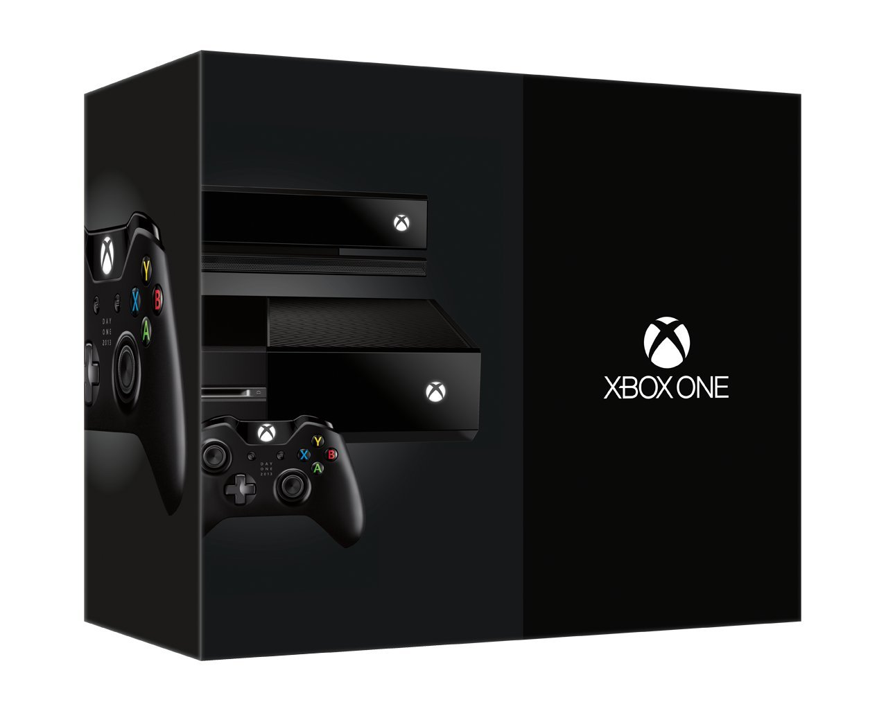 microsoft xbox one day one edition