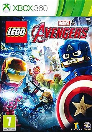Lego Marvel Avengers - Xbox 360 [Importación inglesa]: Amazon.es ...