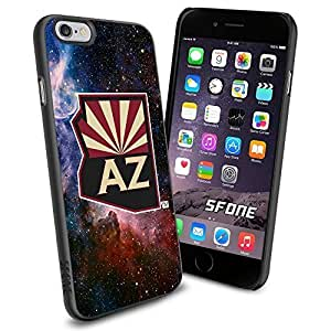 Arizona Coyotes Nebula WADE1783 Hockey iphone 5c inch Case Protection Black Rubber Cover Protector