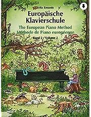 Europäische Klavierschule: Band 2