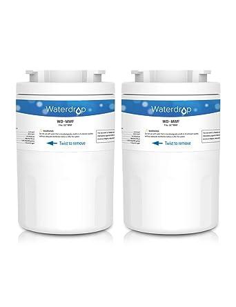 WaterDrop MWF Cartucho de Filtro de Agua para Nevera/frigorífico ...