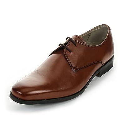Clarks Men s Amieson Walk Derby Black  Amazon.co.uk  Shoes   Bags 0ff72fd8e