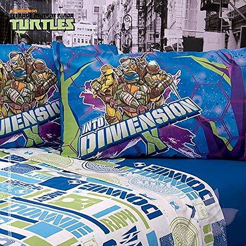 Ninja Turtles Complete Sheet Set - Ninja Turtle Queen Sheets