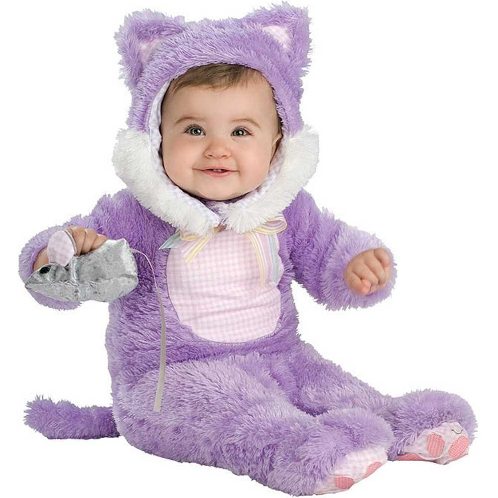 sc 1 st  Amazon.com & Amazon.com: Kitty Cat Baby Costume - Infant: Clothing