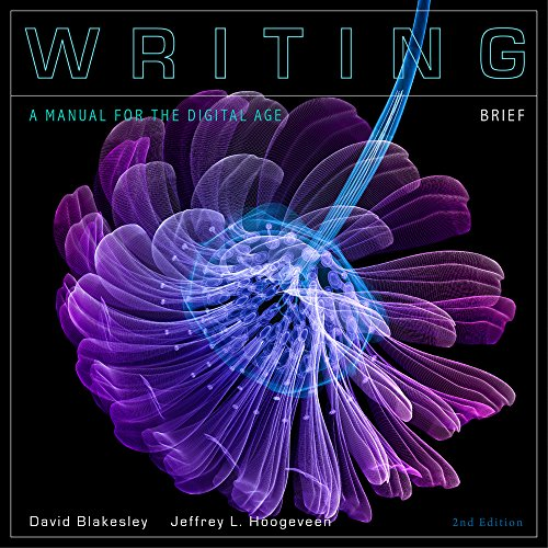 Ebook Writing: A Manual For The Digital Age, Brief, 2Nd Edition