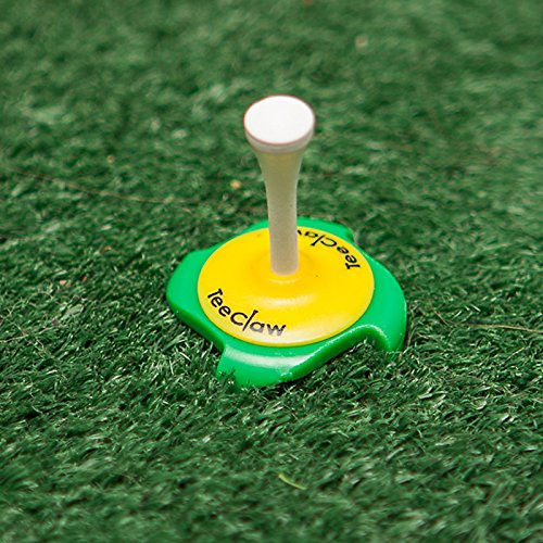 ProActive Sports Tee Claw Artificial Grass Mat Real Tee Holder & Alignment Training Aid by ProActive Sports (Image #2)