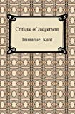 Critique of Judgement, Immanuel Kant, 1420934929
