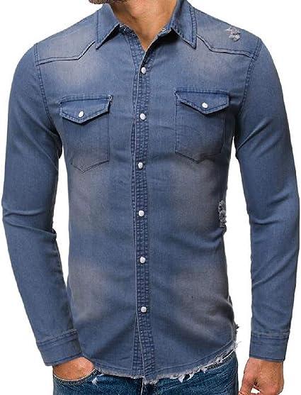 Fensajomon Mens Casual Business Paisley Regular Fit Long Sleeve Button Down Dress Shirts