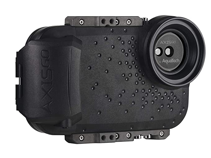 new concept 6ad77 ae6f7 Amazon.com: AxisGo Water Housing for iPhone X(S) MAX/XR - Moment ...