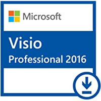 Microsoft Visio Professional 2016 For 1 PC