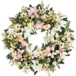 Emlyn-17-Silk-Spring-Wreath-for-French-Window-French-Sash-Front-Door-Pink-Flowers