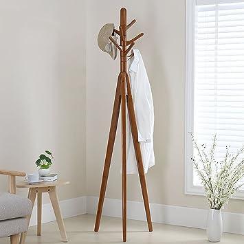 Garderobe Für Schlafzimmer | Amazon De Loftfan Kleiderstander Garderobe Massivholz Garderobe
