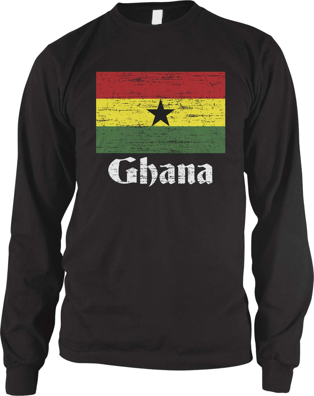 Ghana Flag Ghanaian Pride Shirt 1783