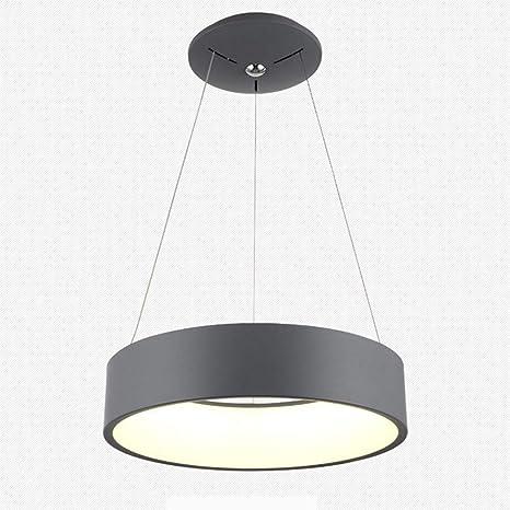 ZY Moderno LED Lámpara de techo Lámpara de techo Oficina ...
