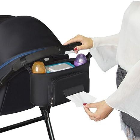 LeRan - Organizador universal para cochecito de bebé, bolsa de ...