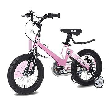 Bicicleta infantil de estilo libre para niños, niños, bicicletas, en tamaño, con