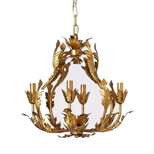 Amazon.com: Lámpara de techo con diseño de candelabro ...